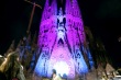Sagrada Familia Christmas Lights